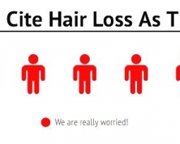 Hair & Hair Loss Infographic