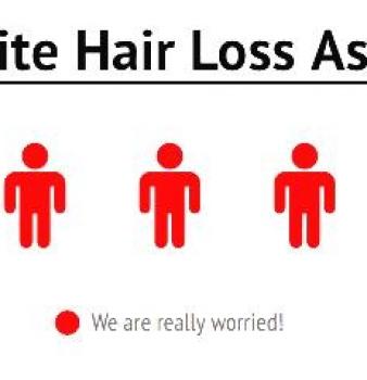 Hair & Hair Loss Infographic